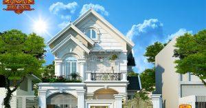 Giá xây dựng biệt thự hiện đại